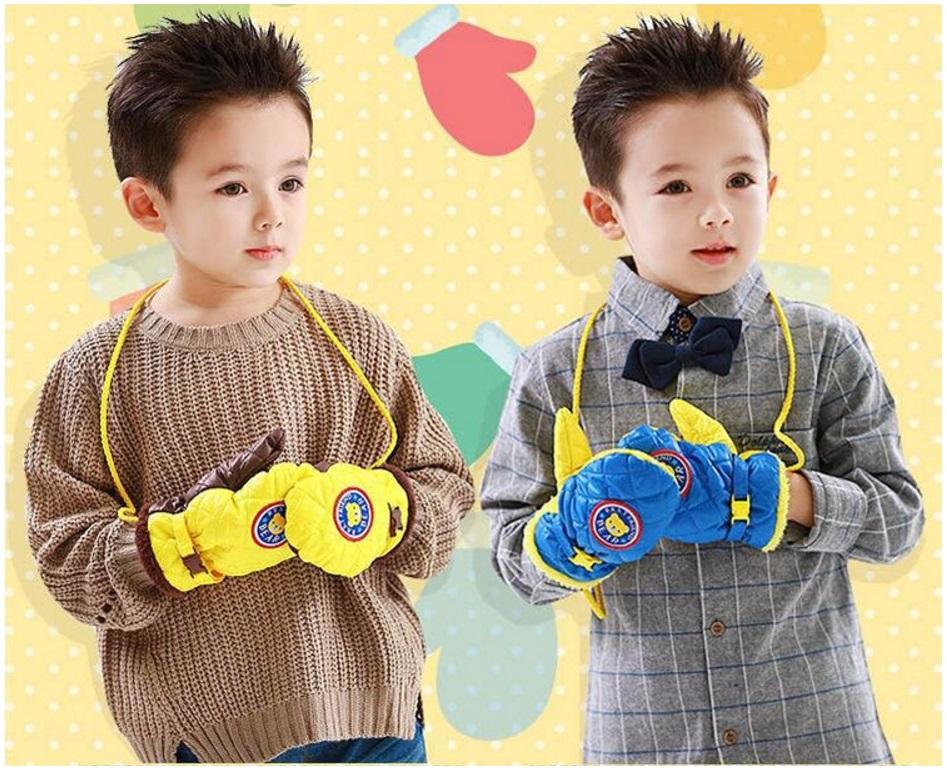 Dětské rukavice / dnk-13-01380