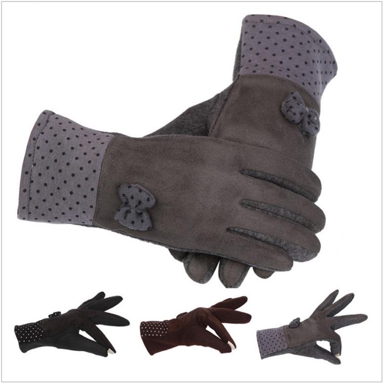 Dámské rukavice / dnk-13-01381