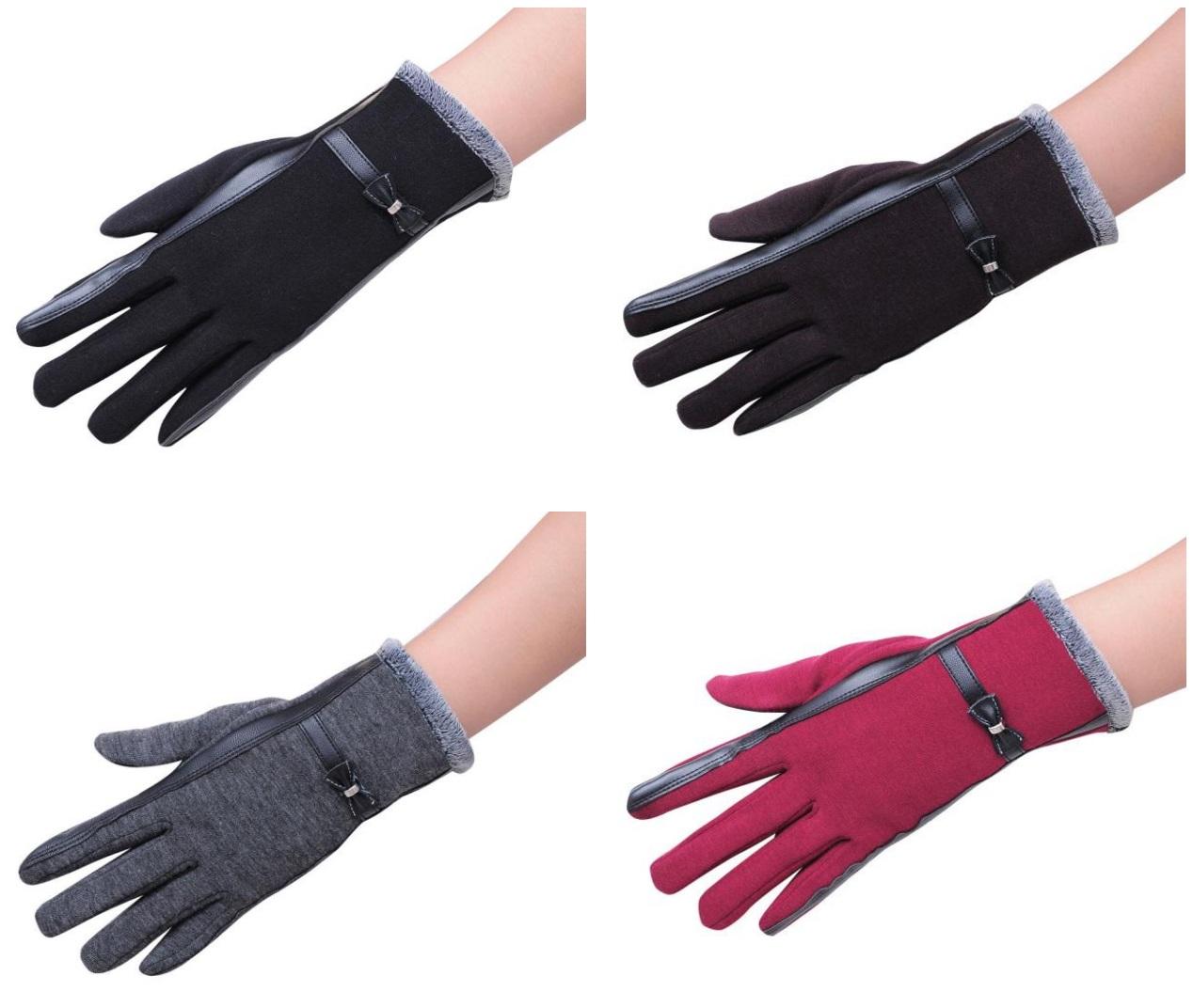 Dámské rukavice / dnk-13-01391