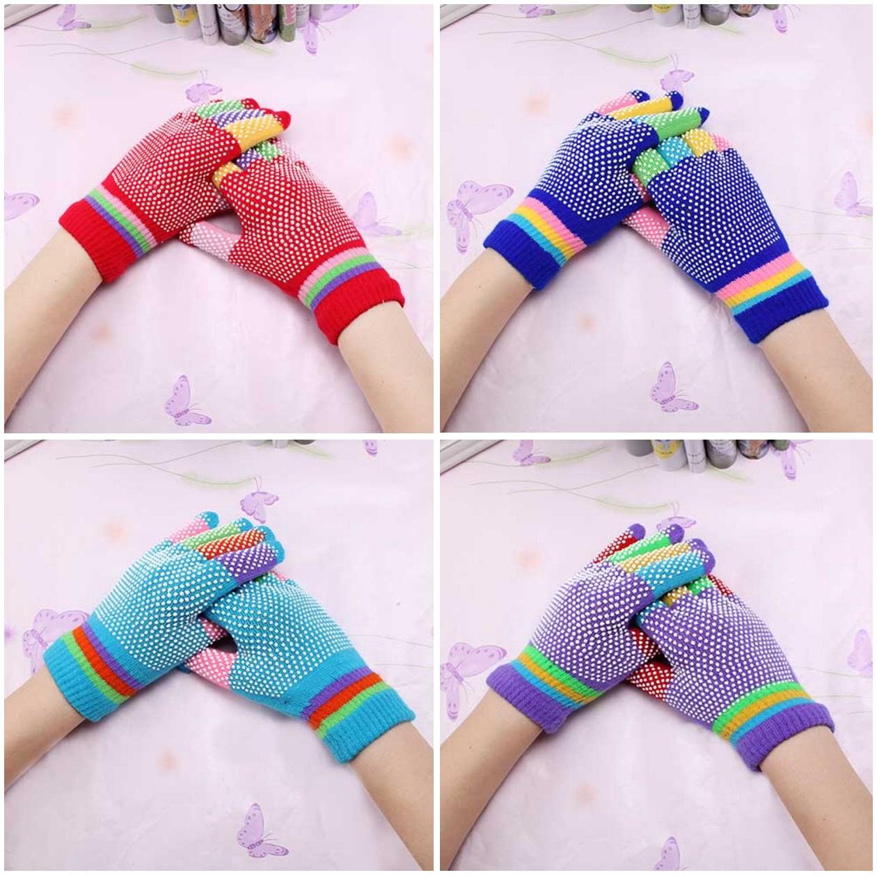 Dětské rukavice / dnk-13-01395