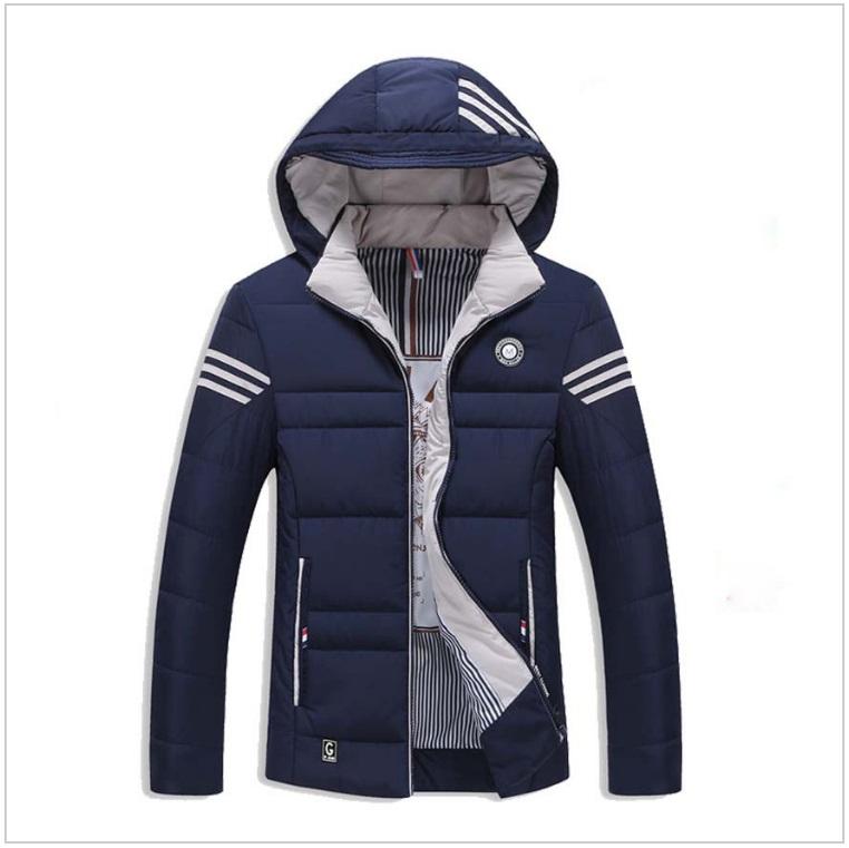 Pánská zimní bunda / tnk-13-02363a