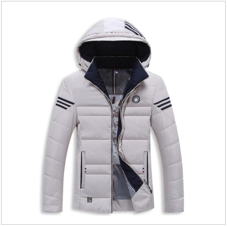 Pánská zimní bunda / tnk-13-02363b