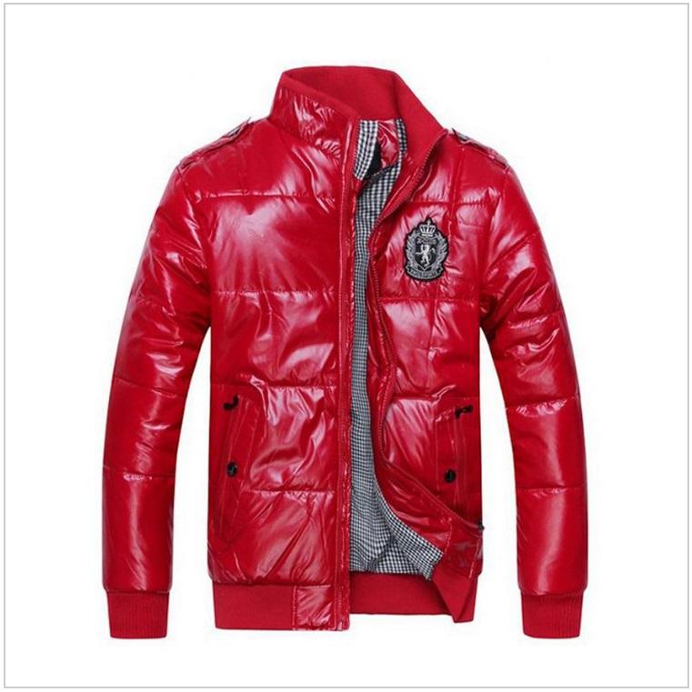 Pánská zimní bunda / tnk-13-02395a