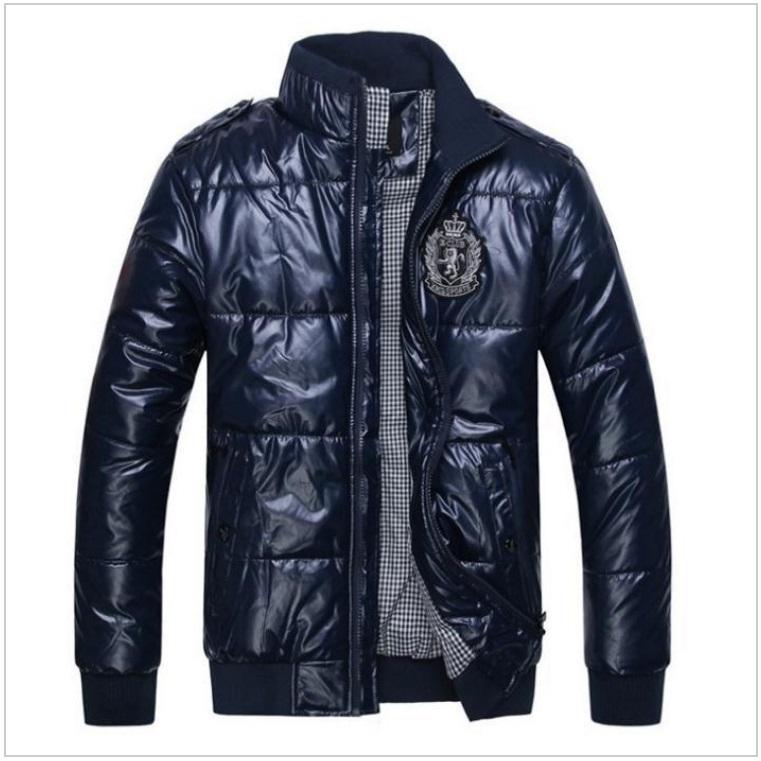 Pánská zimní bunda / tnk-13-02395b