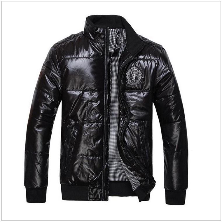 Pánská zimní bunda / tnk-13-02395c