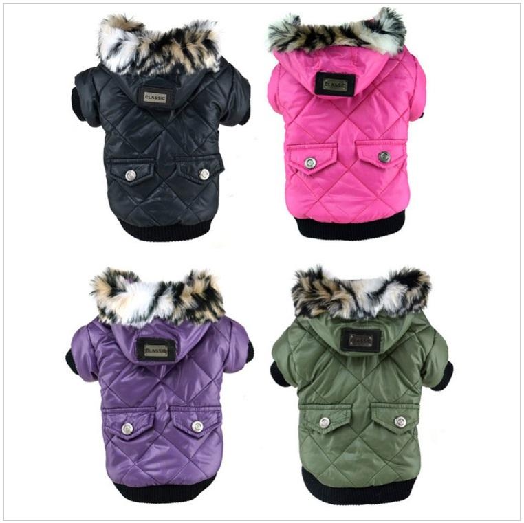 Zimní obleček pro psy / tnk-13-02503