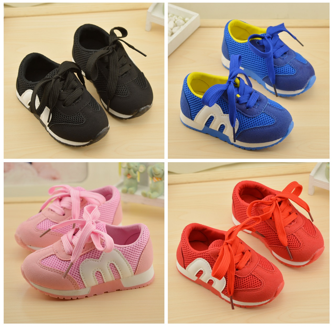 Dětská sportovní obuv / tnk-13-02581