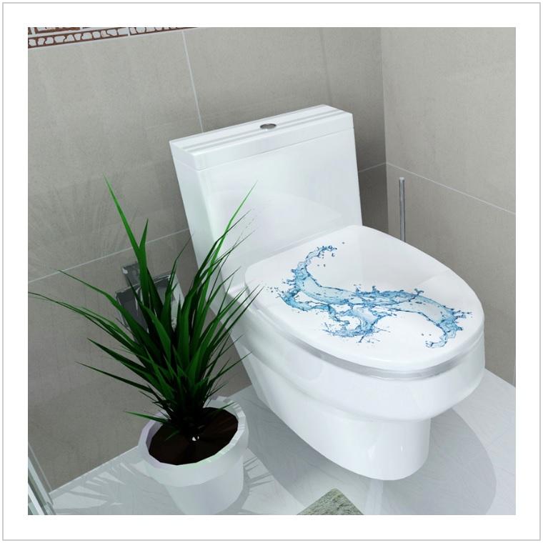 Samolepka na záchodové prkénko / dnk-13-01547