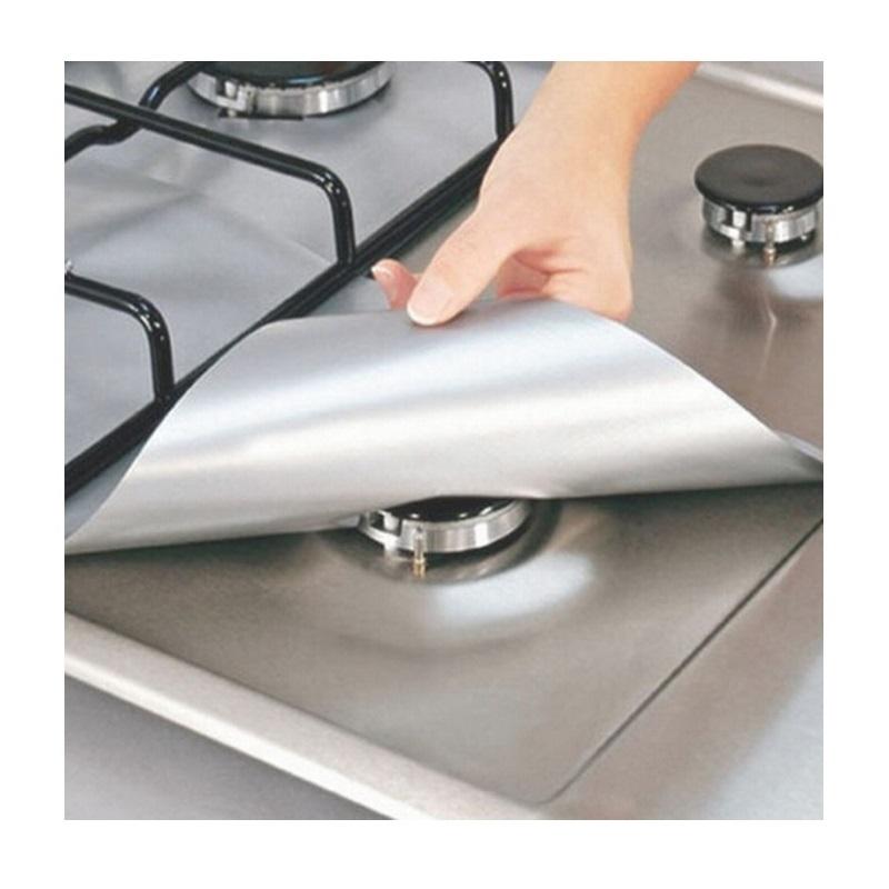 Ochranné hliníkové folie na sporák / A-000531