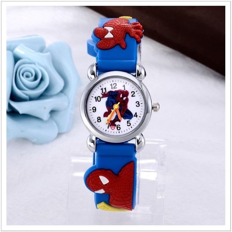 Dětské hodinky - Spiderman / nz2d-00004