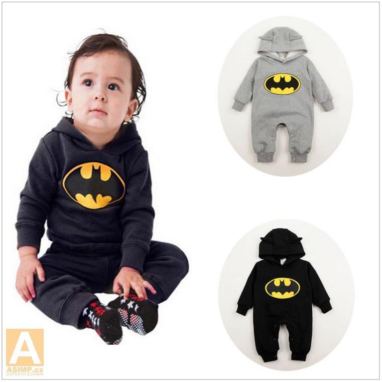 eb9954acc03 Dětské body - Batman   AD-00050
