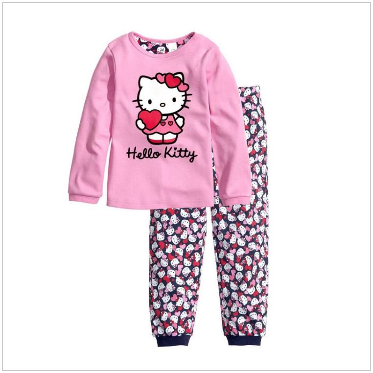 Dětské pyžamo - Hello Kitty / AT-00001