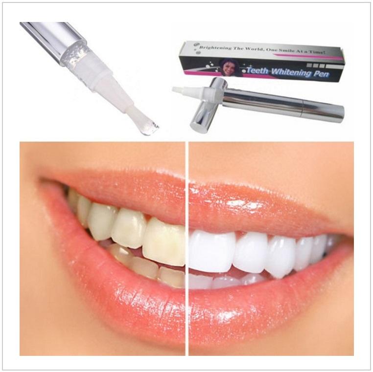 Bělící pero - na bělení zubů / AT-00034