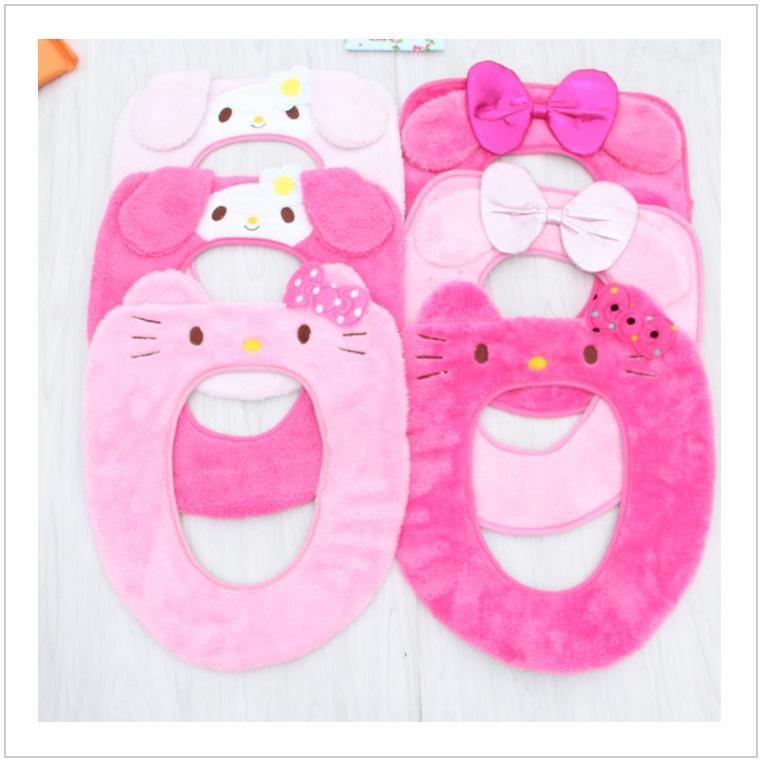 Potah na záchodové prkénko - Hello Kitty / AT-00122