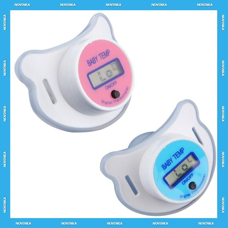 Dětský digitální teploměr / AD-00170