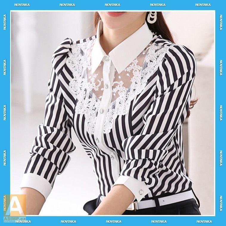 Dámská košile / AD-00180