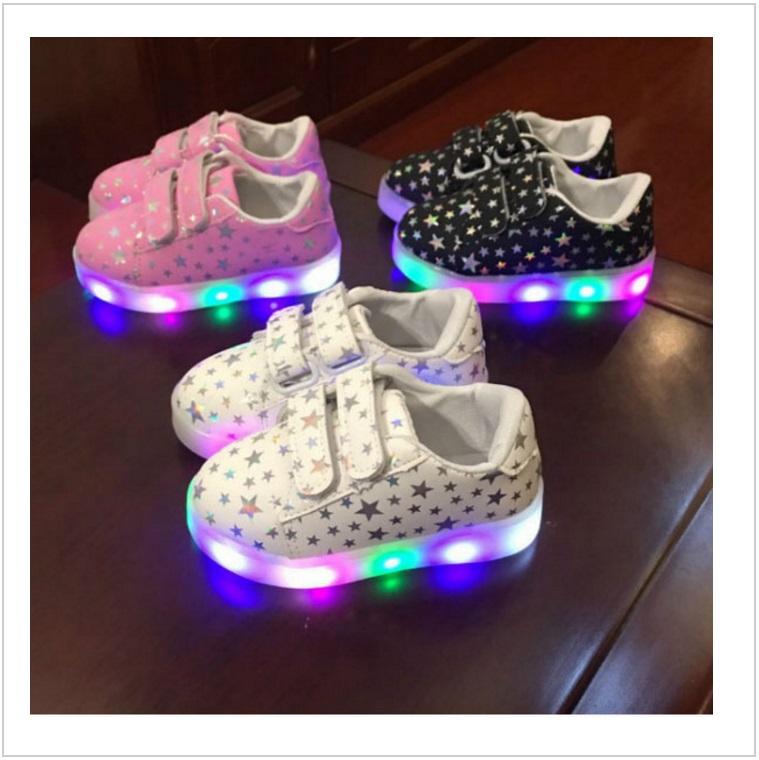 Dětské svítící boty / AD-00202