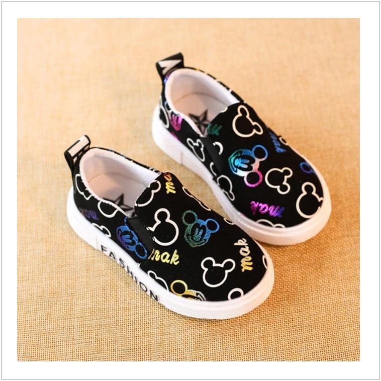 Dětské boty - čené / AD-00207a