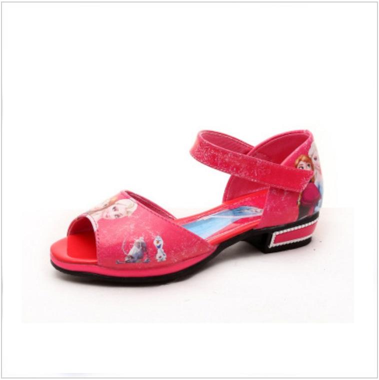 Dětská letní obuv - Ledové království / AD-00224b