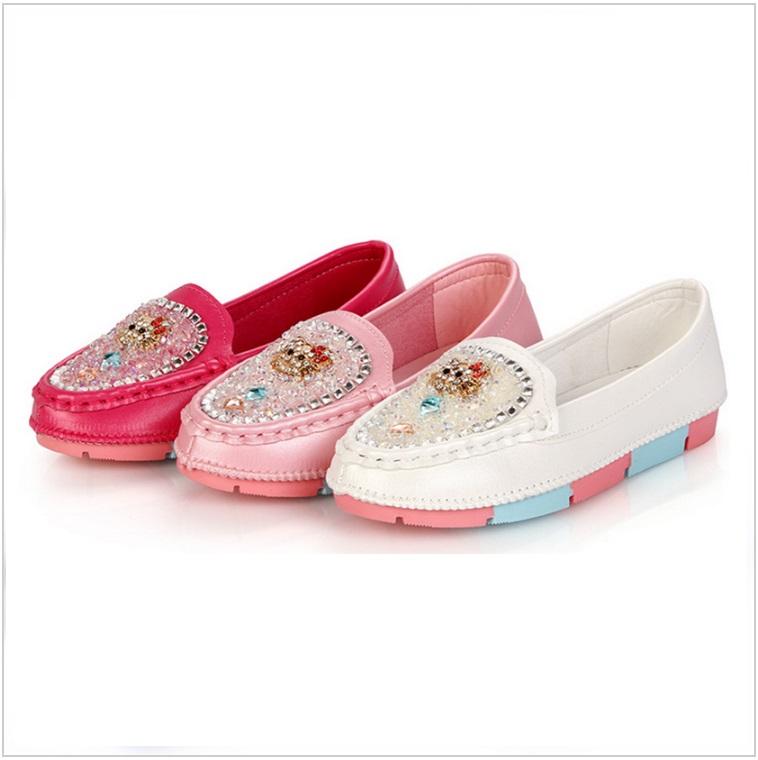 Dětské mokasíny - Hello Kitty / AD-00225