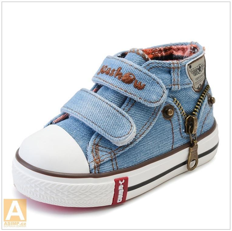 Dětská kotníčková obuv / AT-00179a