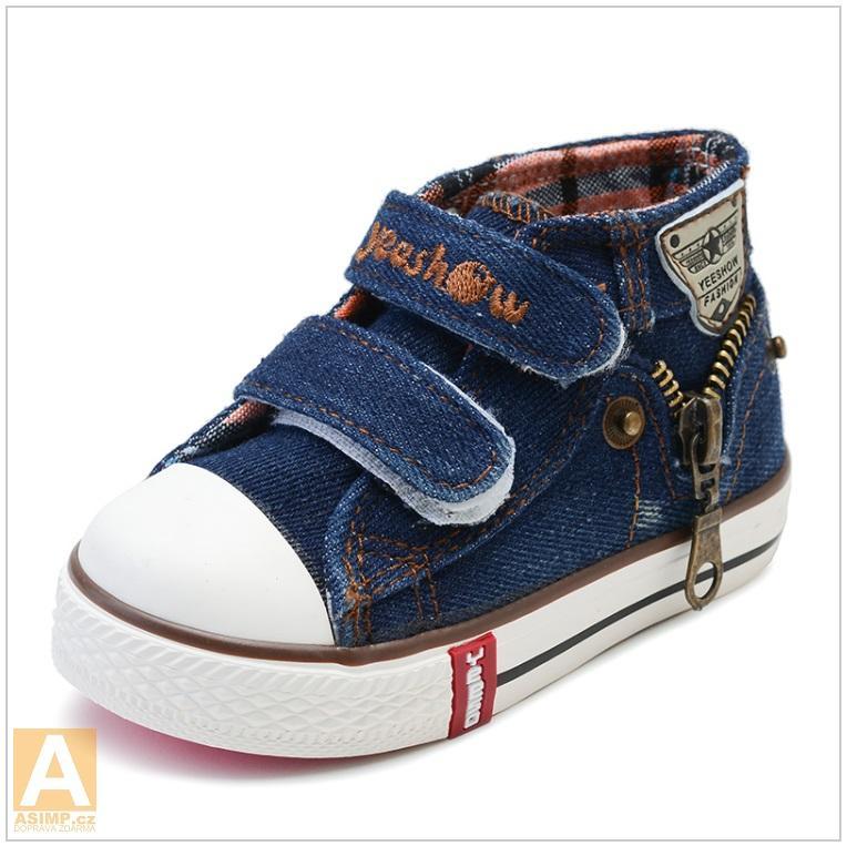 Dětská kotníčková obuv / AT-00179b