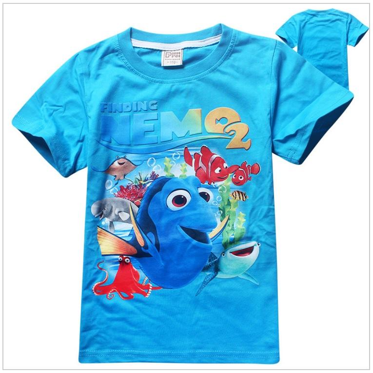 Dětské tričko - Hledá se Nemo / AD-00240a