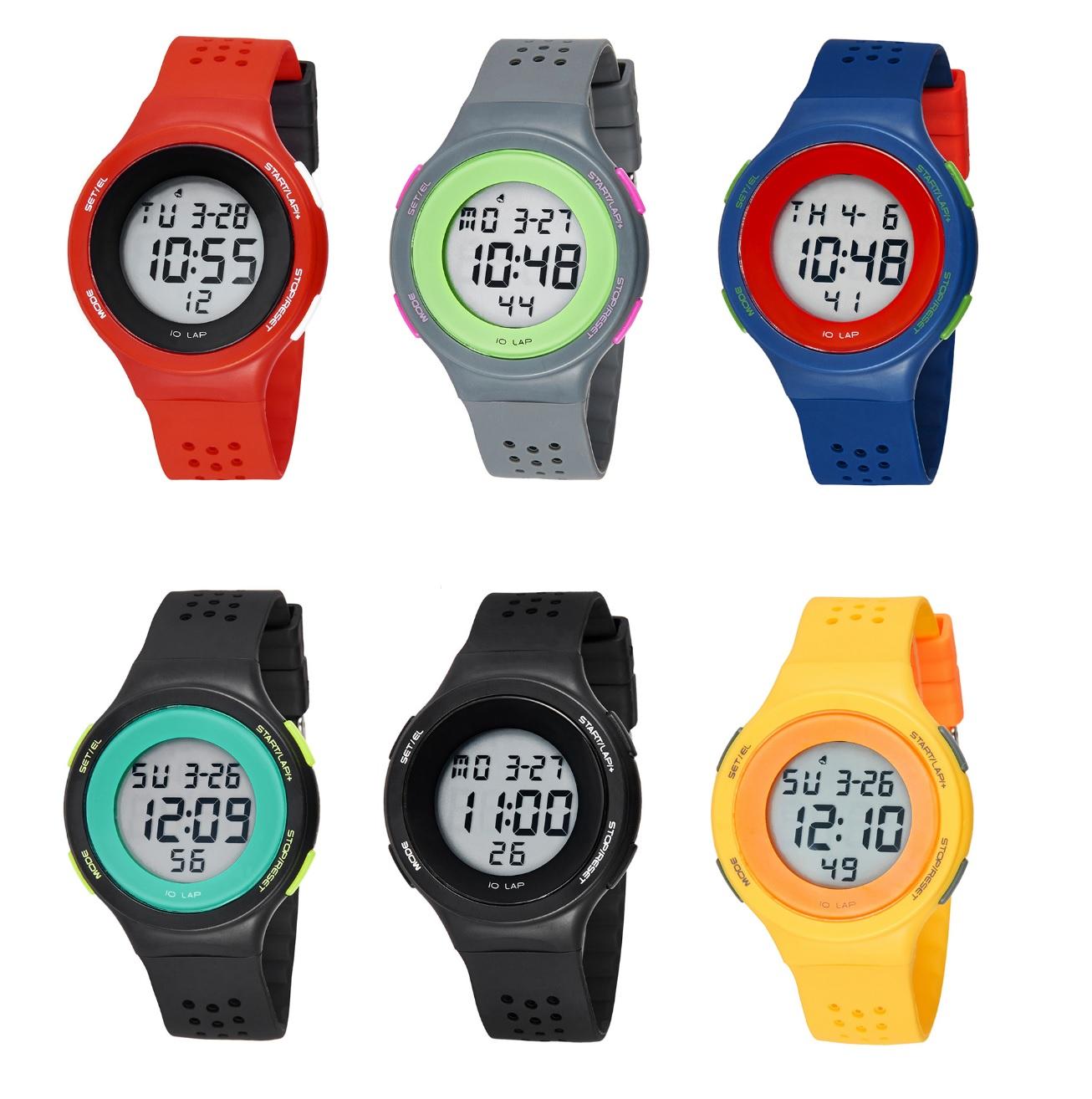Dámské digitální hodinky / nz2z-00001