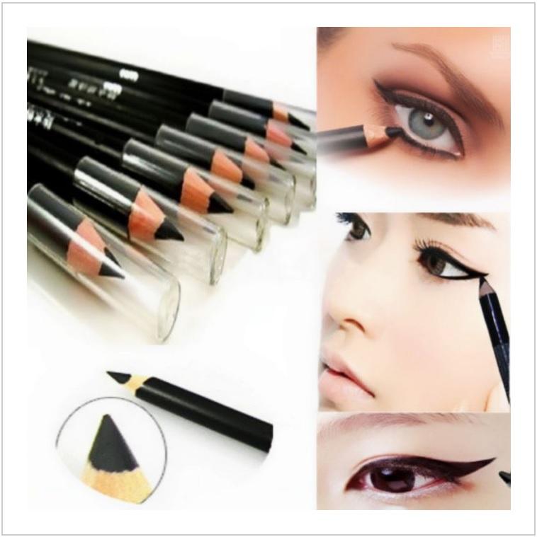 Tužka na oči - černá (2 ks) / AD-00245a