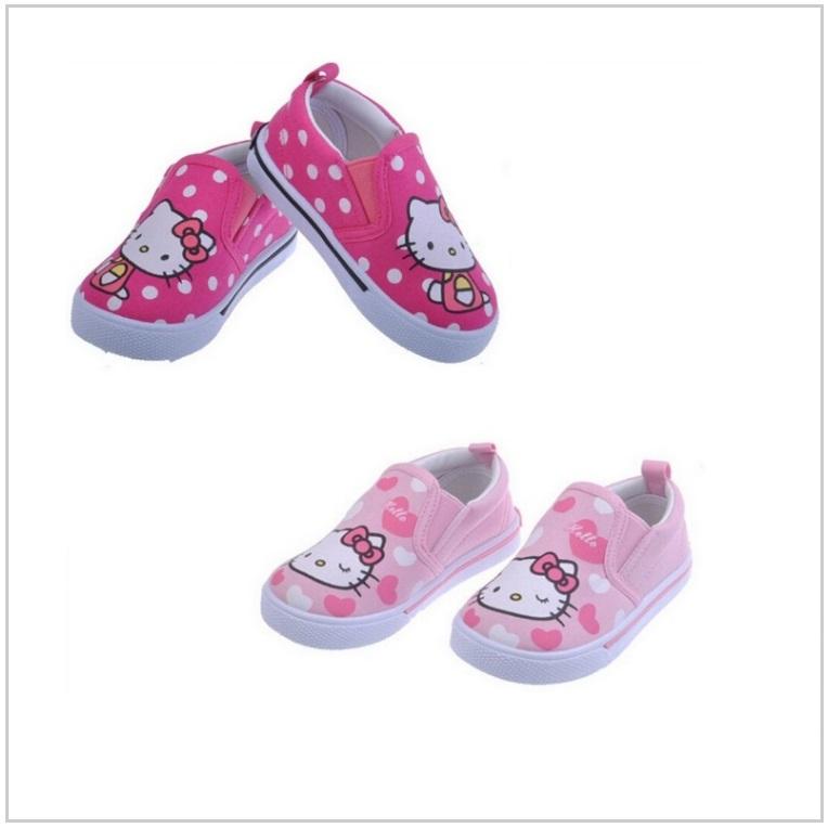 Dětská obuv - Hello Kitty / AT-00355