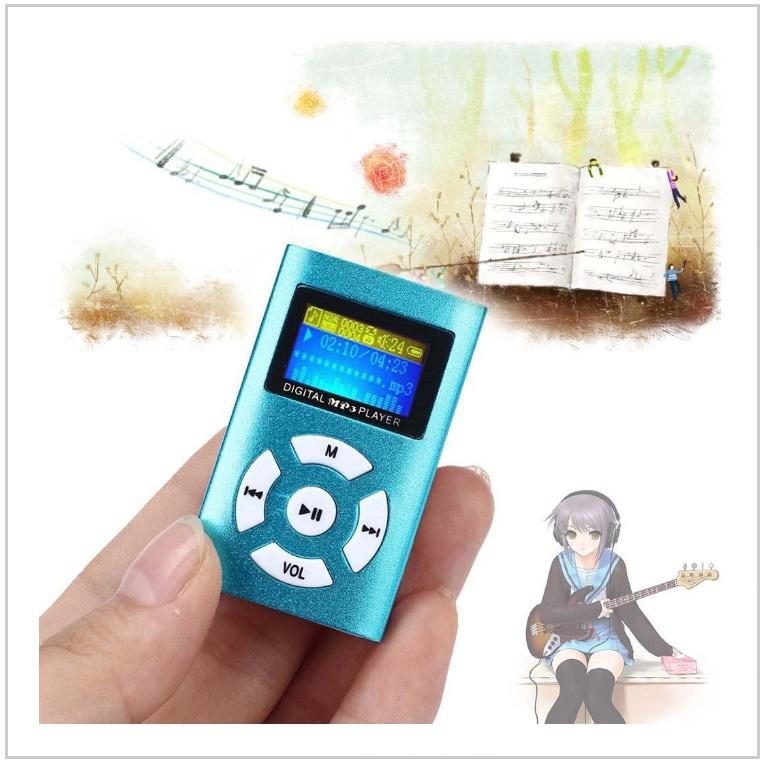 MP3 přehrávač / AT-00381