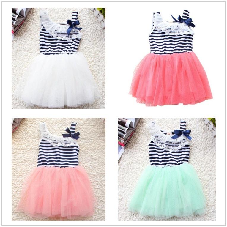 Dětské šaty / AT-00340