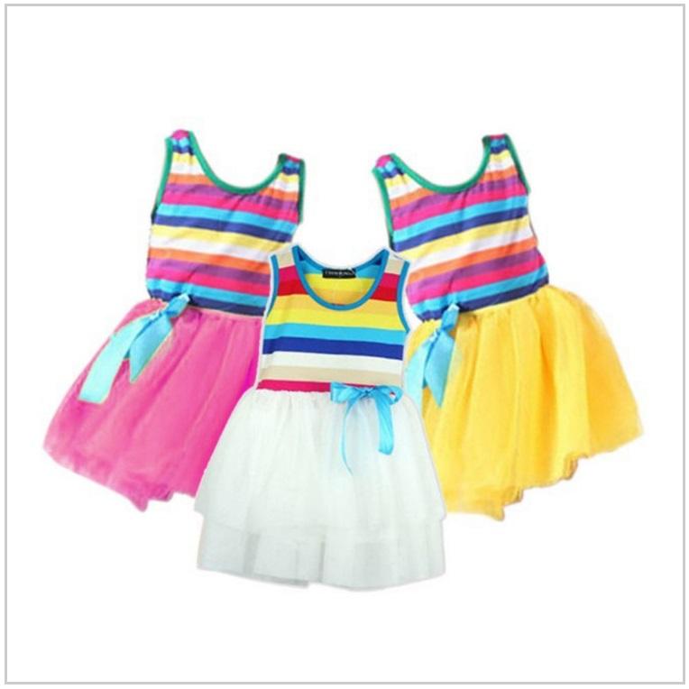 Dětské šaty / AT-00341