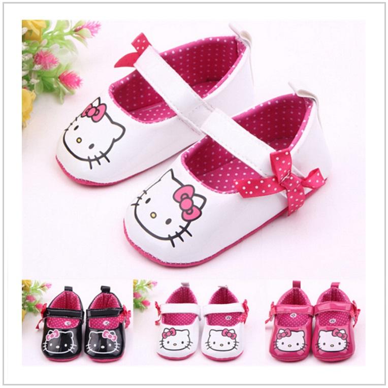 Dětské botičky - Hello Kitty / AT-00343