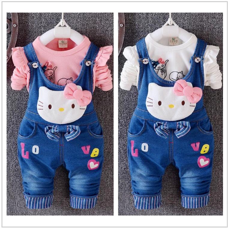 Dětská souprava - Hello Kitty / AT-00370