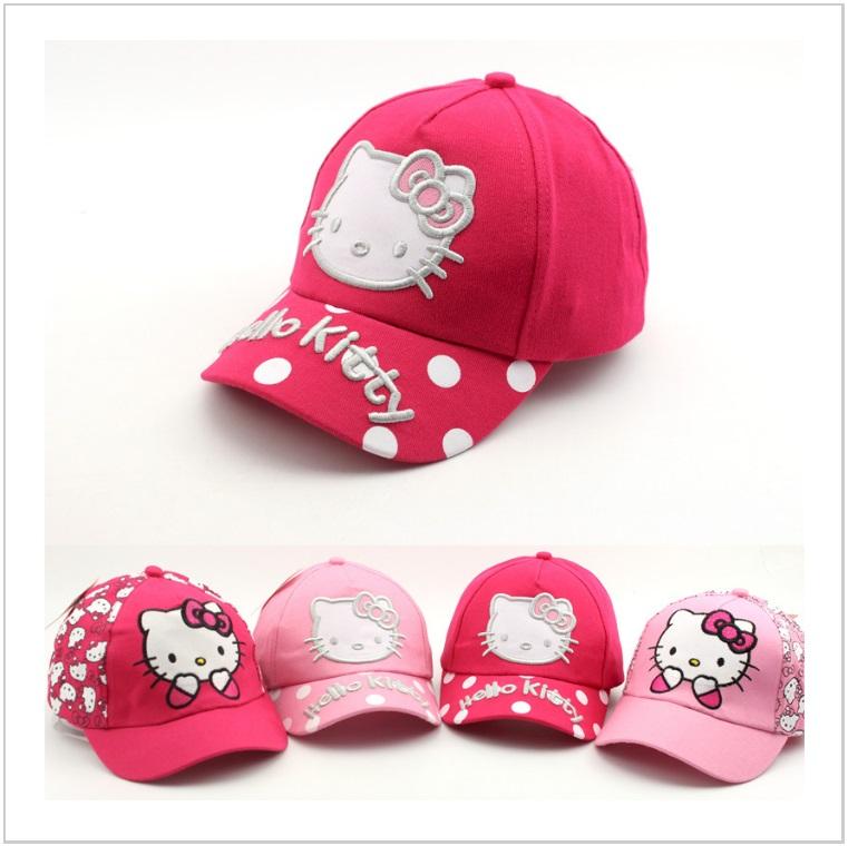 Dívčí kšiltovka - Hello Kitty / KT-00162