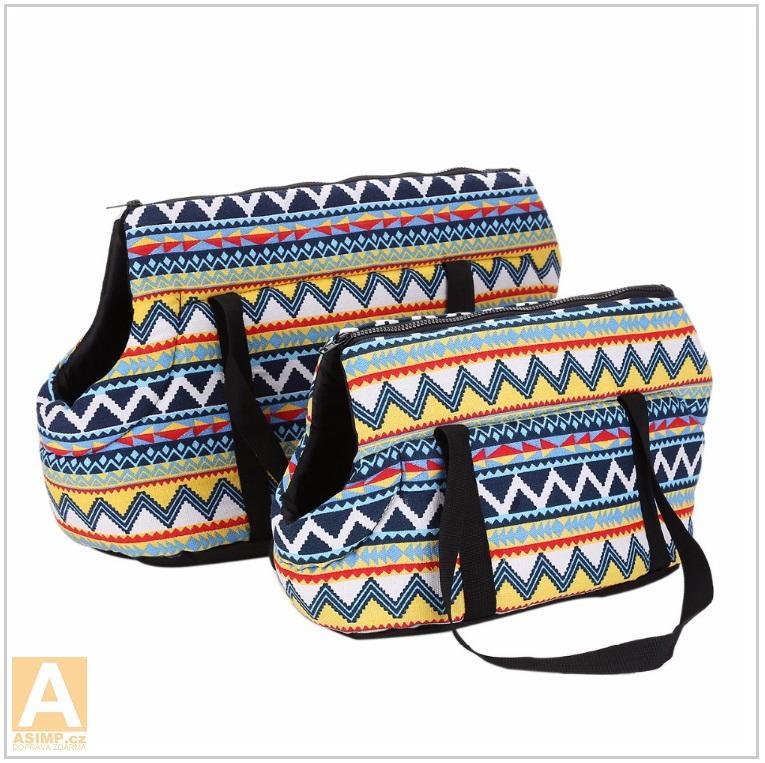 Cestovní taška na psa / AT-00327