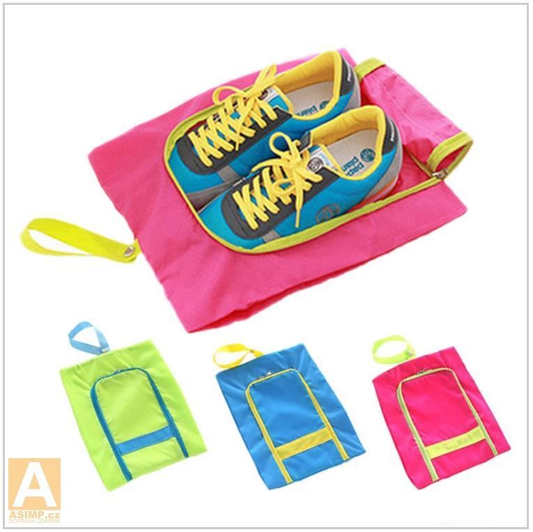 Cestovní nepromokavý obal na boty / AT-00330