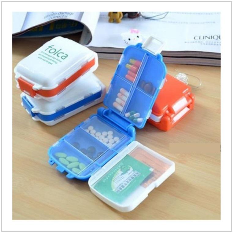 3 dílný box na léky / AT-00410
