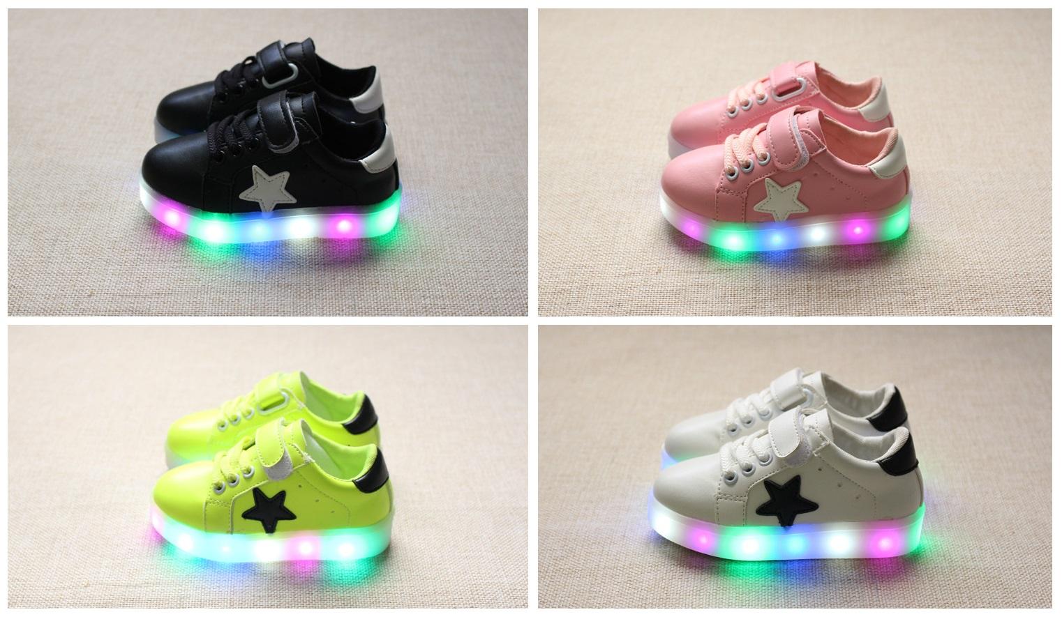 90e0e639235 Dětská svítící obuv   DOPRAVA ZDARMA