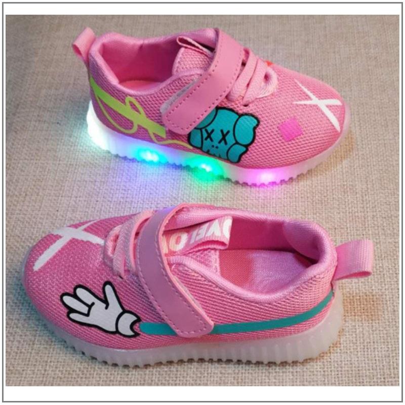 81bf00988bc Dětské svítící boty   AT-00716   DOPRAVA ZDARMA