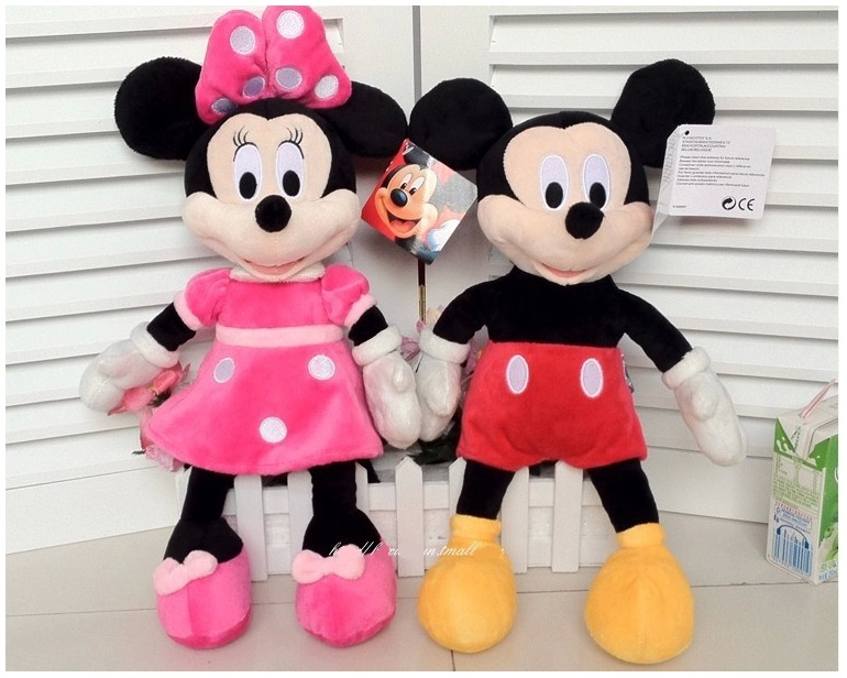 Mickey - Minnie Mouse / AS4-00011