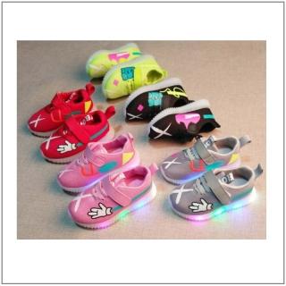52ef0878d24 Doprava ZDARMA. Dětské svítící boty   AT-00716
