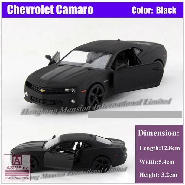 "Model ""Chevrolet Camaro"""