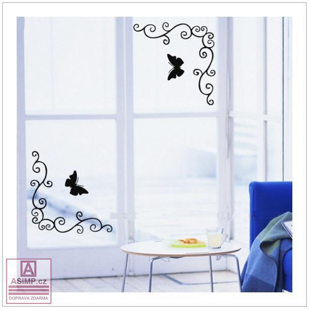 Dekorace na okna, nábytek / d27-00009