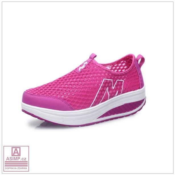 Dámská sportovní obuv / tnk-13-00788
