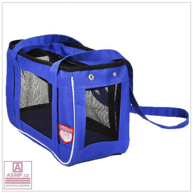 Cestovní taška pro kočky a psy (M) / tnk-13-01140