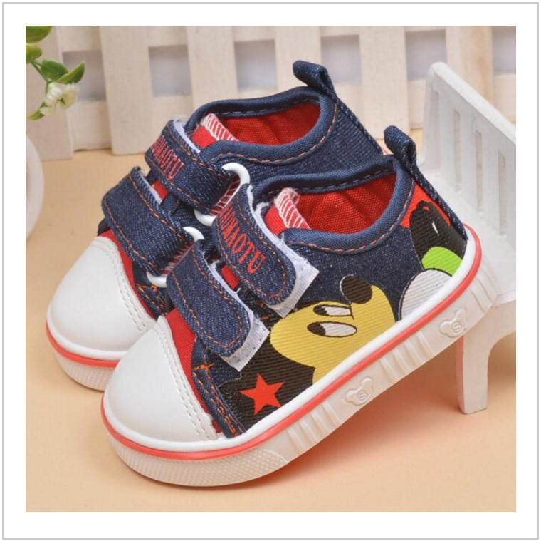 Dětská obuv - Mickey / tnk-13-02312b