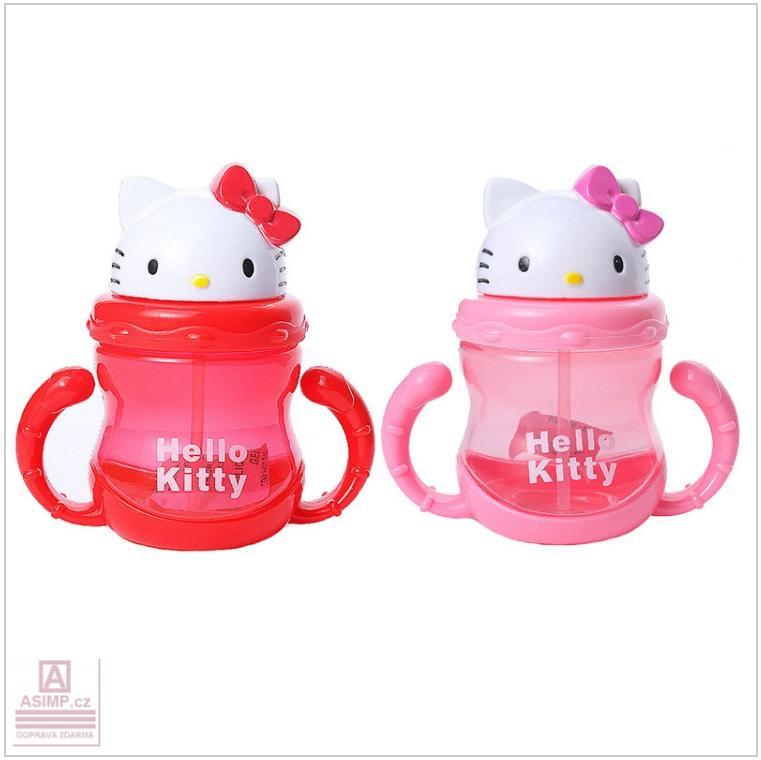 Dětská láhev - Hello Kitty / dnk-13-01431