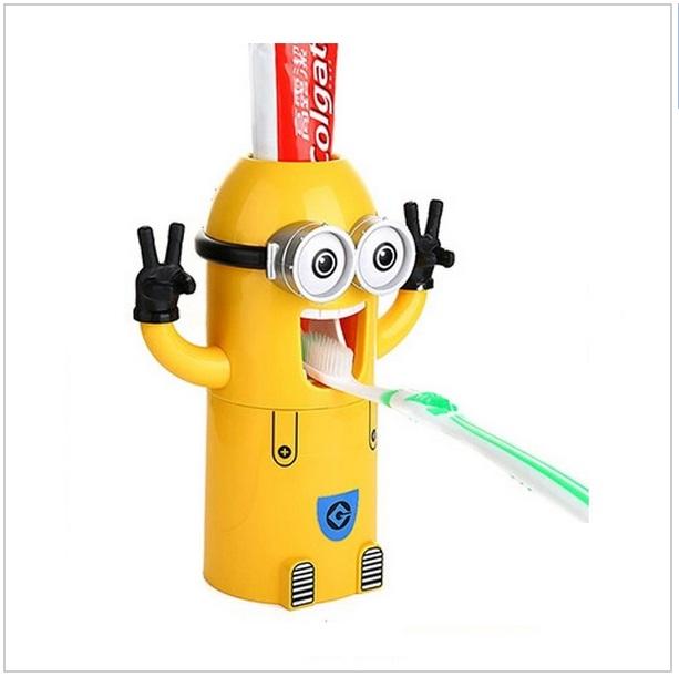 Dávkovač zubní pasty - Mimoň dvouoký / 27-00005a